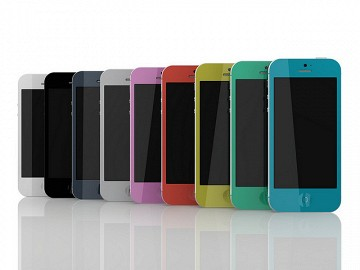 Первыми новые подробности про iphone 5s и