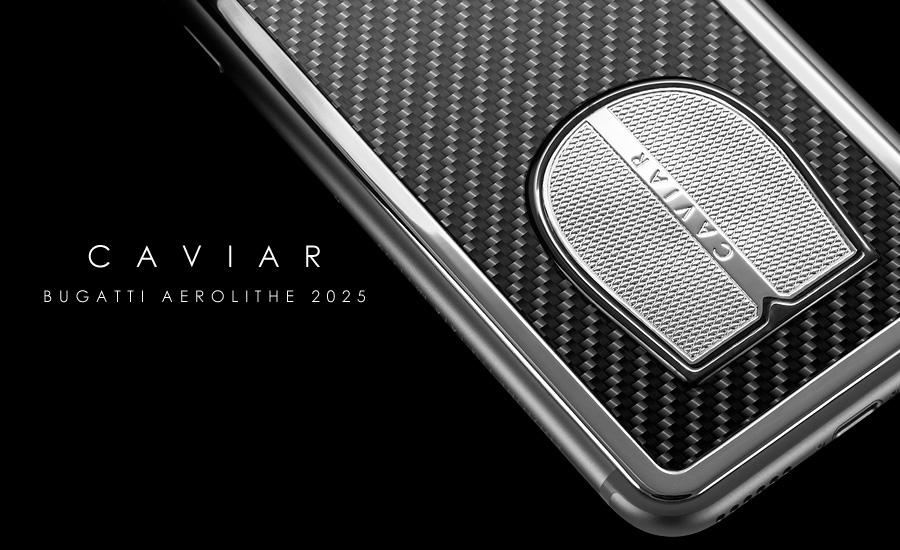 Золотой Apple iPhone 6 коллекции Motore d'Oro от Caviar