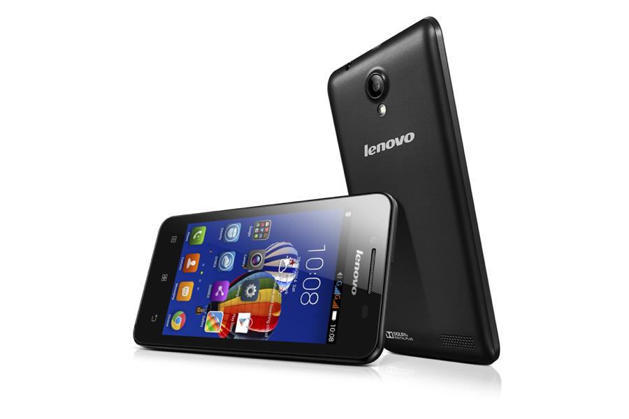 Lenovo A319: музыкальный смартфон